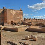 крепость Алькасаба альмерия