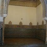 Альков зала в Алькасаре