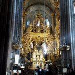 капелла собора Сантьяго