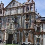 бывший монастырь - Дворец депутатов