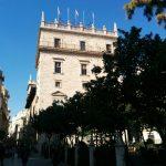 Женералитат 15 век. Правительственное здание