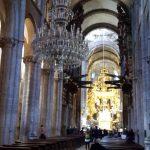 Колонны собора