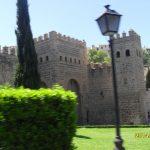 Крепостные стены Толедо