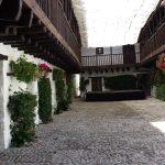 Патио 16 века