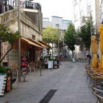 Улица баров и ресторанов