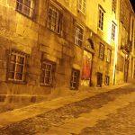 ночная столица Галисии