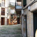 Улица старого Виго