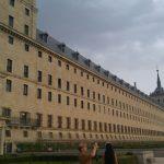 дворец Эскориал в Испании