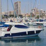 Яхты и порт Коста Бланка