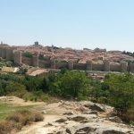 виды на город Авила