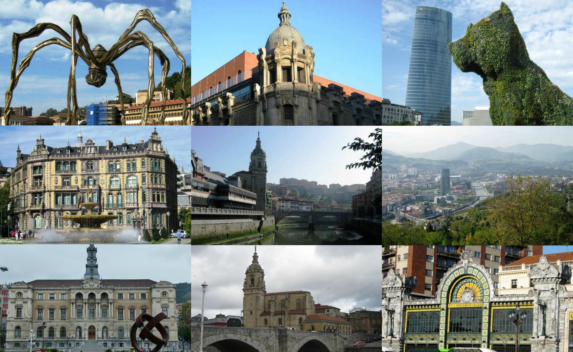достопримечательности Бильбао