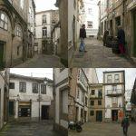 узкие улички города