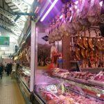рыбный рынок Валенсии