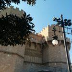 ворота Лас Торрес де Серранос
