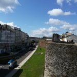 крепостные стены Луго