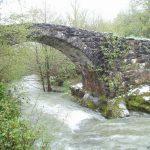 романский мост бургете