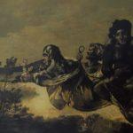 картина Atropos Гойи