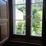 вид из окна в Байоне