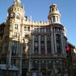 здание Плаза-де-Каналеяс