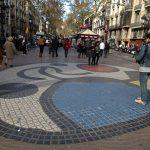 La Rambla в Барселоне