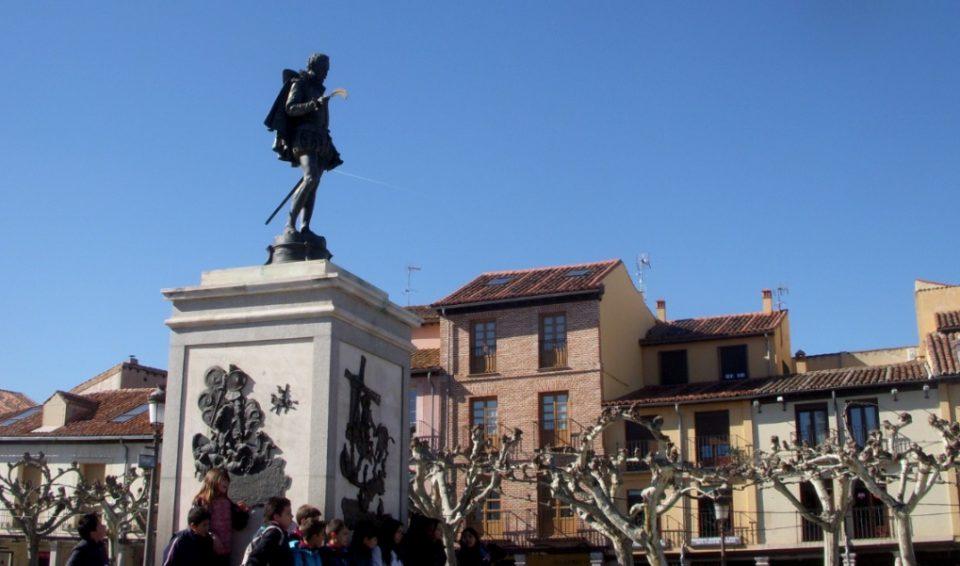 Экскурсия в Алкале-де-Энарес Родина Мигеля Сервантеса