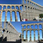 акведук в Сеговии Испания