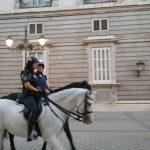 патруль на улице