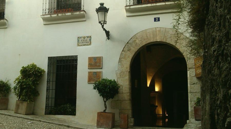 Гуадалест Аликанте Испания