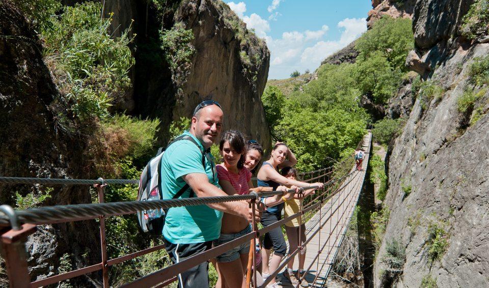 Активный туризм в Испании