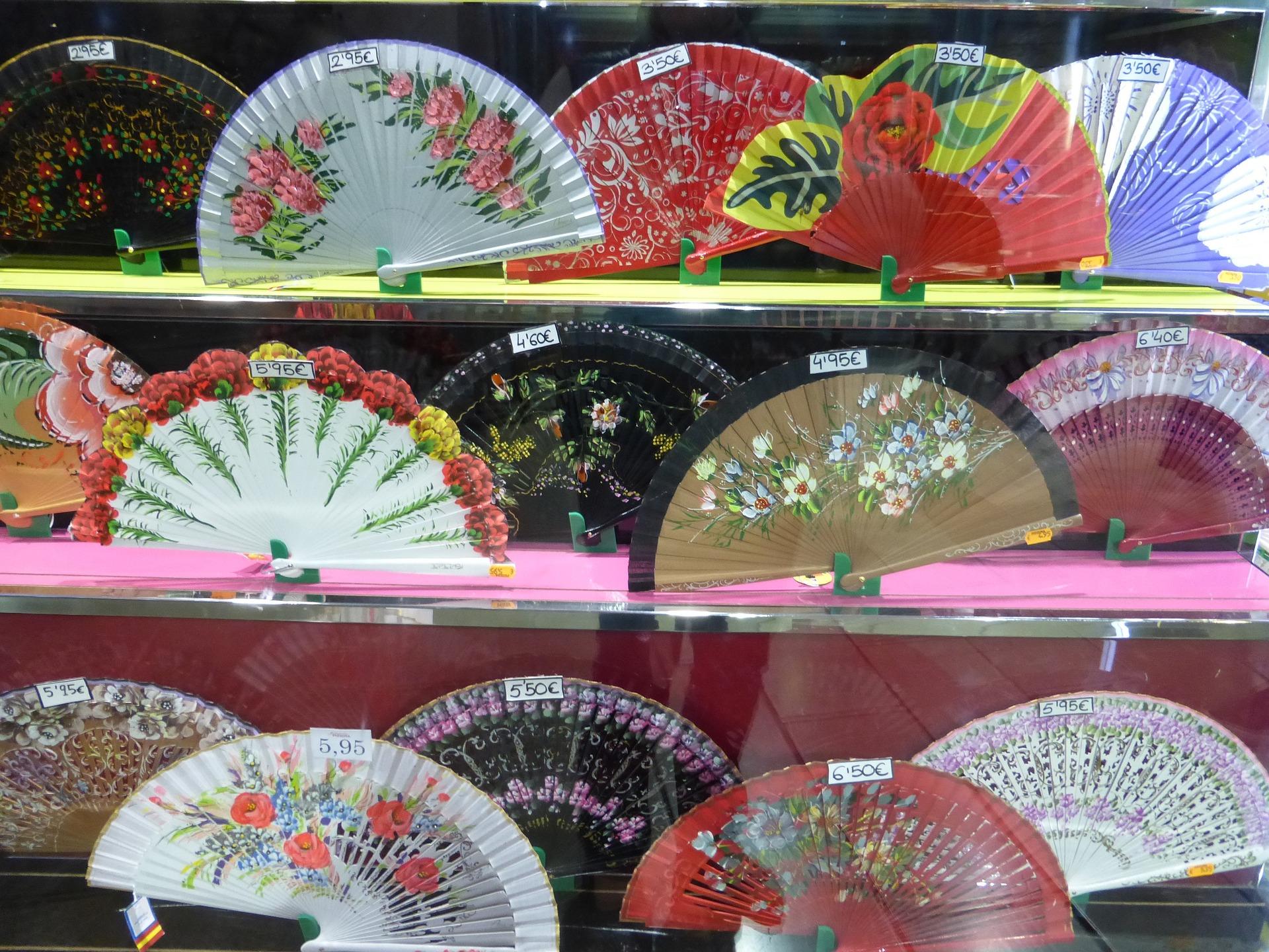 сувениры Испании