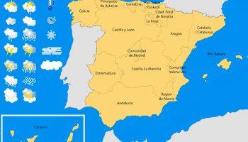 Климат Испании – особенности разных регионов