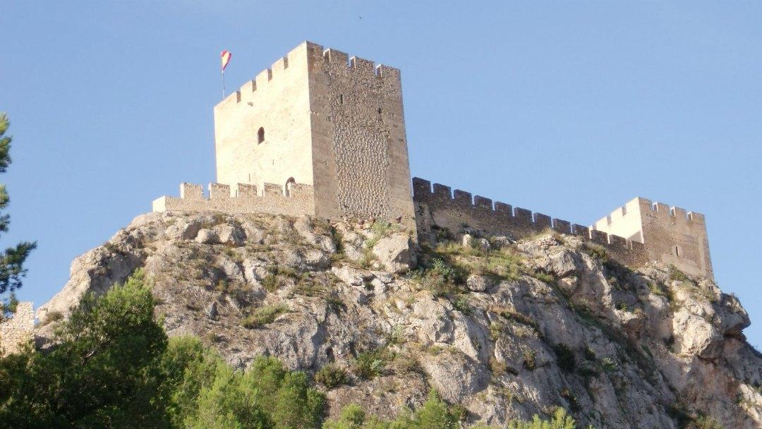 Замок Сакс Аликанте